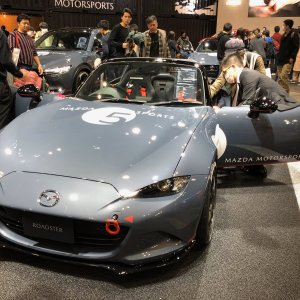 Mazda Roadster (MX-5) NR-A Motorsports Concept p1