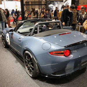 Mazda Roadster (MX-5) NR-A Motorsports Concept p3